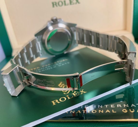NEW STYLE ROLEX SUBMARINER DATE MODEL 126610LN 4