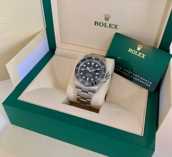 NEW STYLE ROLEX SUBMARINER DATE MODEL 126610LN