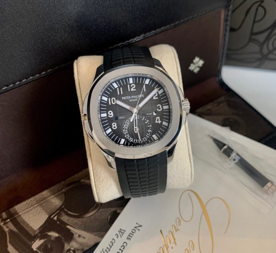 PATEK PHILIPPE AQAUNAUT TRAVEL TIME MODEL 5164A-001 6