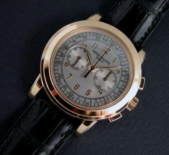 PATEK PHILIPPE CHRONOGRAPH MODEL 5070R-001 1