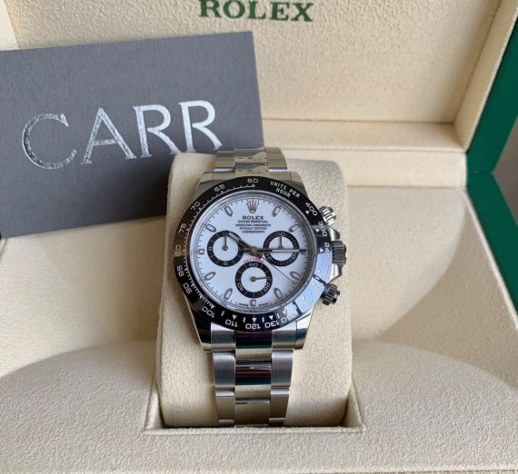 ROLEX DAYTONA BRAND NEW 2021 MODEL 116500LN