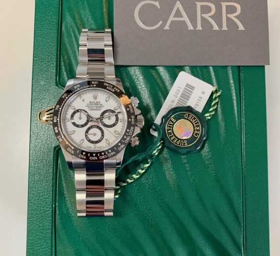 ROLEX DAYTONA BRAND NEW 2021 MODEL 116500LN 3