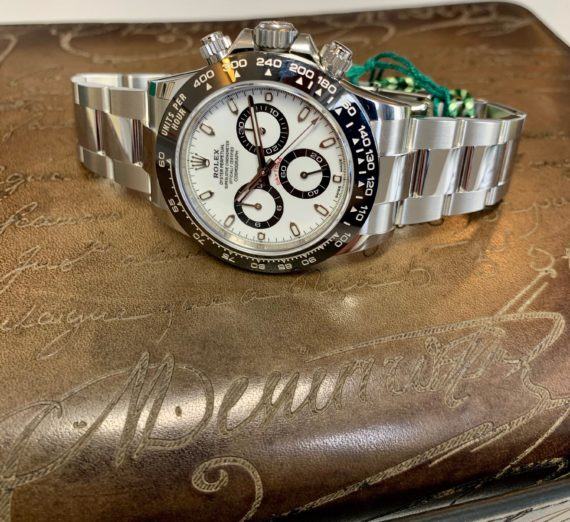 ROLEX DAYTONA BRAND NEW 2021 MODEL 116500LN 4
