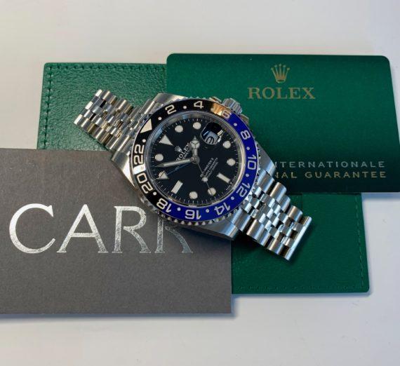 ROLEX GMT 11 MODEL 126710BLNR 1
