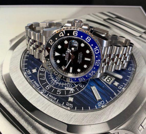 ROLEX GMT 11 MODEL 126710BLNR 3