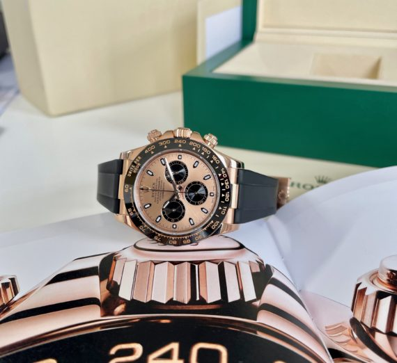 ROLEX DAYTONA 18CT ROSE GOLD 3