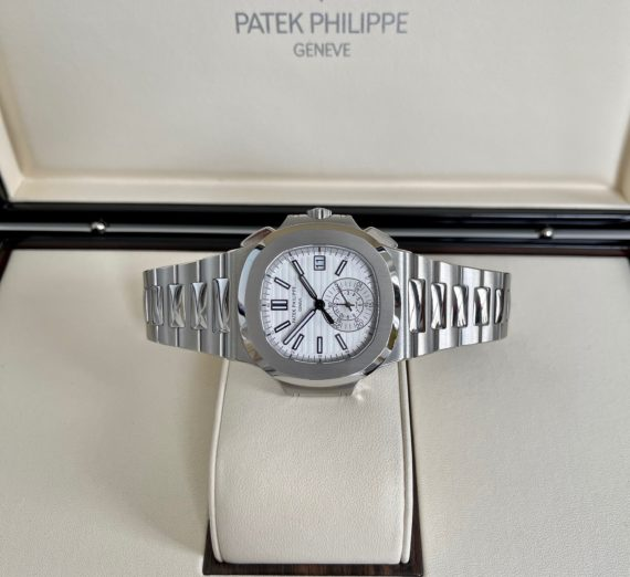 PATEK PHILIPPE NAUTILUS CHRONOGRAPH MODEL 5980/1A-019 13