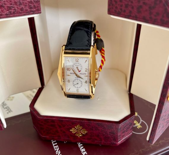 PATEK PHILIPPE LIMITED EDITION 10 DAY POWER RESERVE MODEL 5100J-001 2