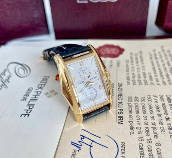 PATEK PHILIPPE LIMITED EDITION 10 DAY POWER RESERVE MODEL 5100J-001 4