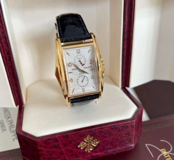 PATEK PHILIPPE LIMITED EDITION 10 DAY POWER RESERVE MODEL 5100J-001