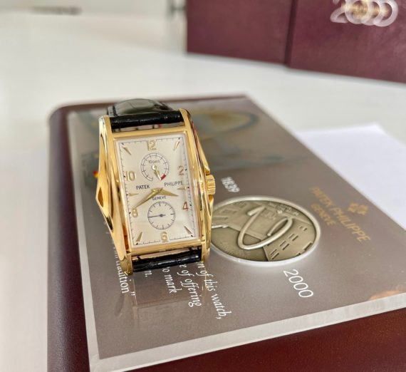 PATEK PHILIPPE LIMITED EDITION 10 DAY POWER RESERVE MODEL 5100J-001 5