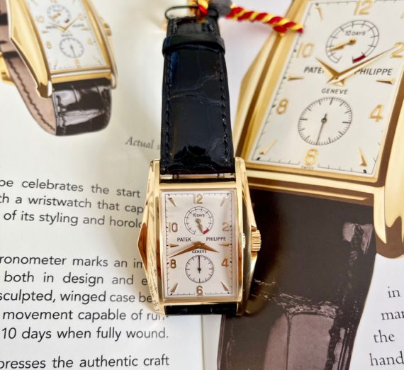 PATEK PHILIPPE LIMITED EDITION 10 DAY POWER RESERVE MODEL 5100J-001 8
