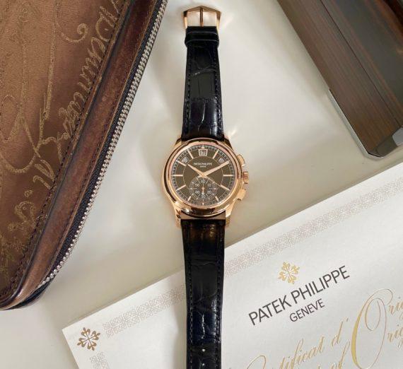 ROSE GOLD PATEK PHILIPPE COMPLICATION MODEL 5905R 2