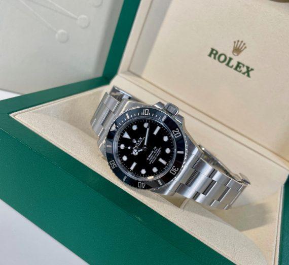 ROLEX SUBMARINER 41MM CASE MODEL 124060 10