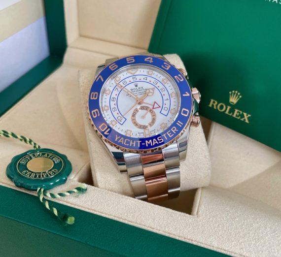ROLEX YACHT-MASTER 11 MODEL 116681 6